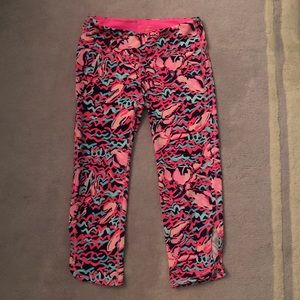 Lilly Pulitzer Weekend Crop Legging